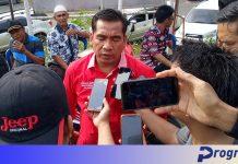 Ketua DPC PDI-P Kepahiang Edwar