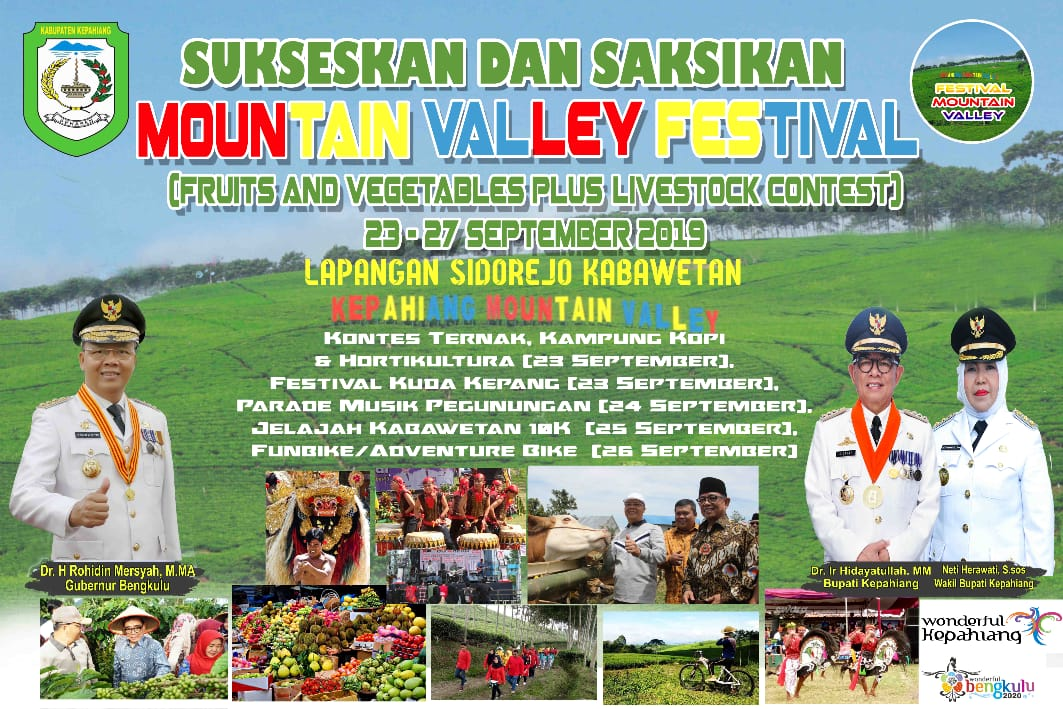 Festival Mountain Valley 2019