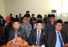 Ketua DPRD Windra Purnawan SP