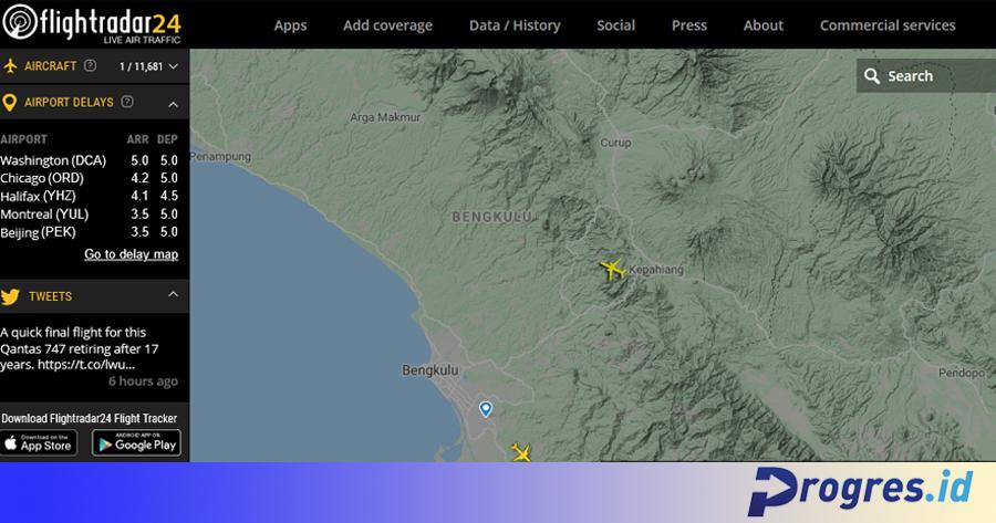 Fligth radar 24