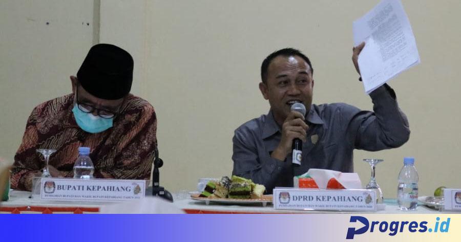 Bupati dan Ketua DPRD