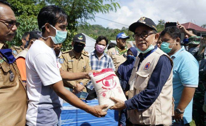 Bantu Desa Air Pesi