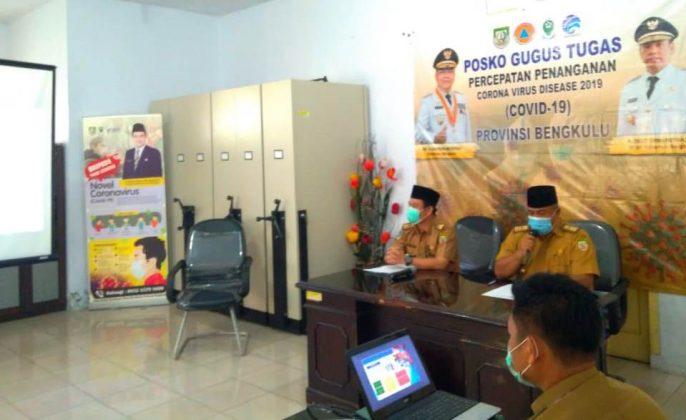 Gugus Tugas Provinsi Bengkulu