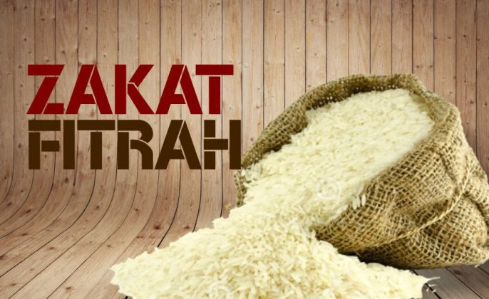 Ilustrasi zakat fitrah