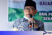 Rehat Sebelum dilantik, Bupati Terpilih Hidayat Kumpul Keluarga di Jakarta