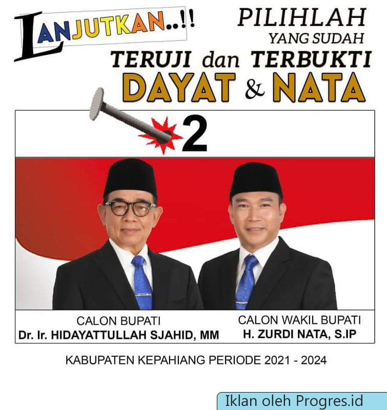 9 Desember Coblos Dayat-Nata