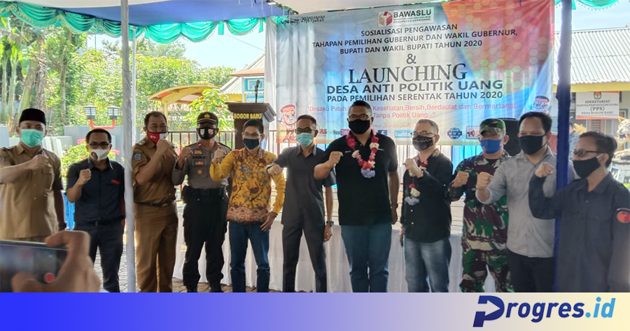 Desa Anti Politik Uang