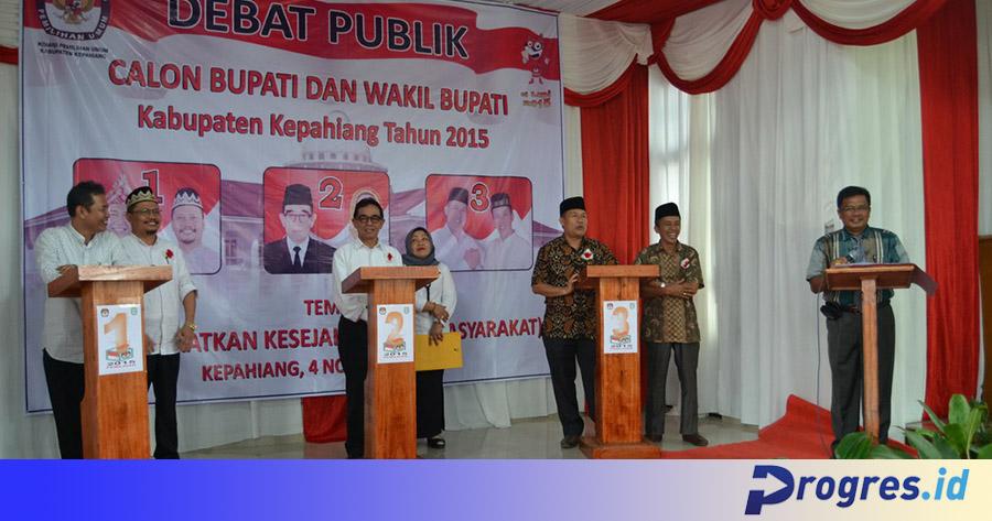 Debat kandidat tahun 2015