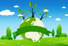 ilustrasi lingkungan hidup