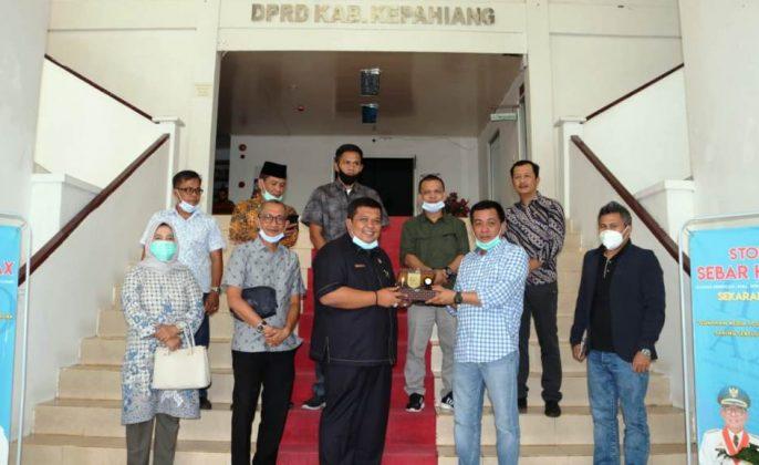 Kunjungan kerja DPRD Surolangun