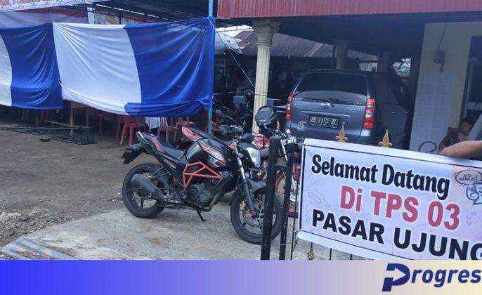 tps 3 kelurahan pasar ujung