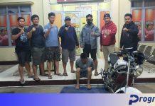 Kedapatan Bawa 8 Paket Sabu, Pria Asal Desa Tebing Penyamun Diamankan Polisi