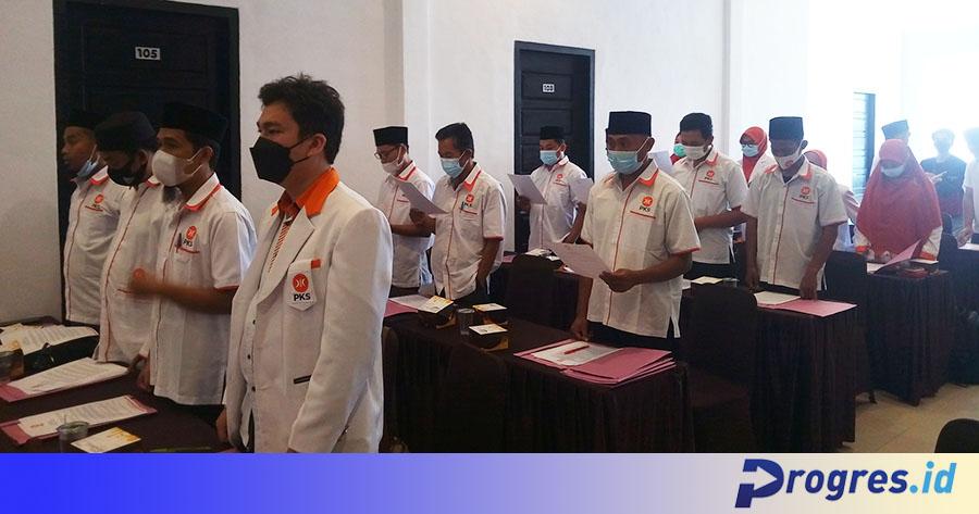 Pengurus DPD PKS Kepahiang 2021-2025