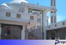 Tuntaskan Pembangunan Masjid Agung, Yayasan Butuh Rp 60 Miliar Lagi