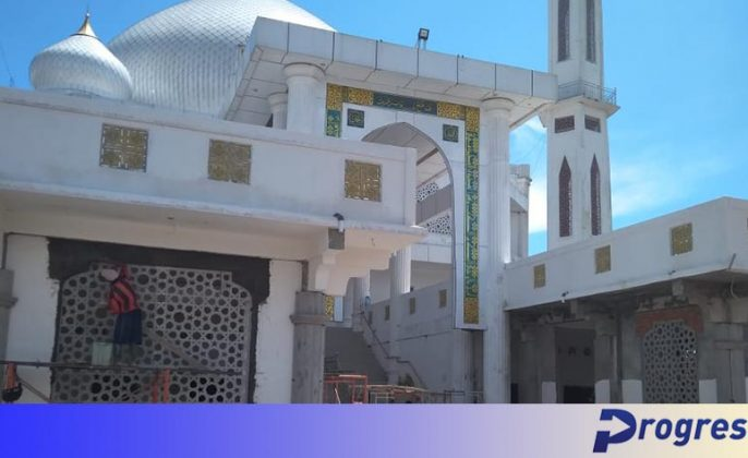Masjid agung kepahiang