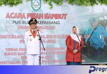Netti Herawati: Saya Akan Terus Dukung Program Pemkab Kepahiang