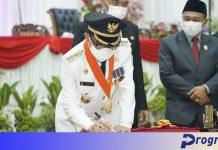 Ketua DPRD ke Bupati dan Wabup Baru: Tetaplah Menjadi Pemimpin yang Dicintai Rakyat