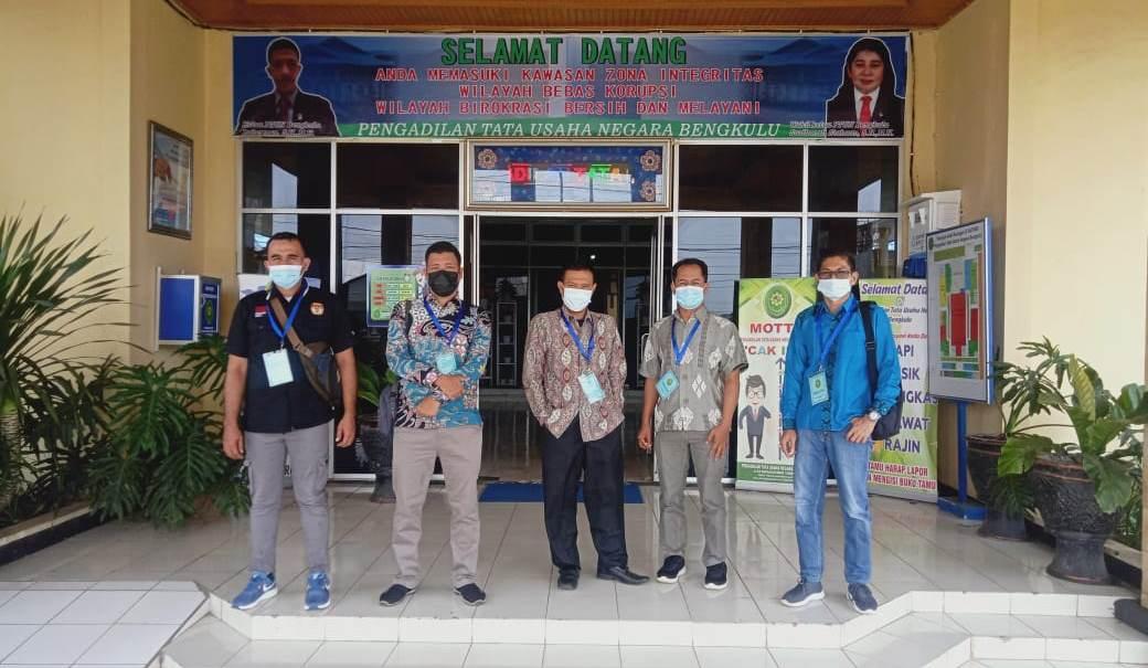 KPU Kepahiang di PTUN
