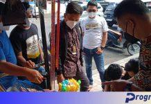 Operasi Pekat Nala, Polisi Amankan Ratusan Petasan, Miras hingga Makanan Kedaluarsa