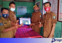 BKD Tuntaskan Distribusi Surat Pemberitahuan Pajak Terutang PBB-P2