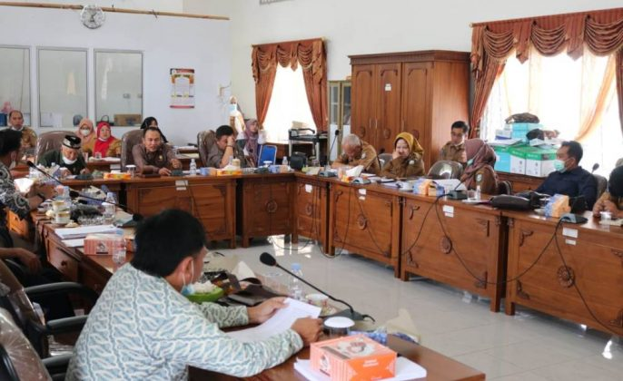 rapat gabungan komisi
