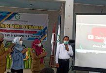 Kuatkan Pendidikan Karakter, Dikbud Kepahiang Launching Kanal Youtube