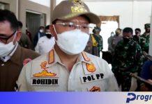 Monitoring PPKM di Kepahiang, Gubernur Pastikan Bansos dan PEN Optimal