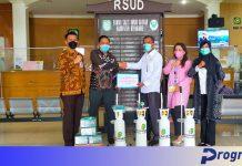 bantuan bank bengkulu untuk rsud