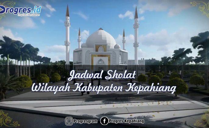Jadwal sholat Kabupaten Kepahiang