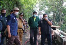 proyek BNPB di kepahiang