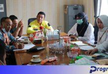 Hearing komisi I DPRD dengan Dikbud