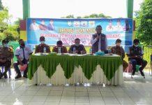 Kadin Gelar Vaksinasi dan Bagi 1.000 Paket Sembako di Kepahiang